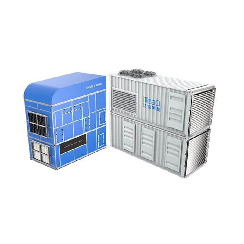 CoolBlock间接蒸发冷自然冷节能空调机组(AHU)
