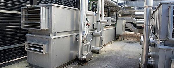 绿色机房的空调系统设计考虑